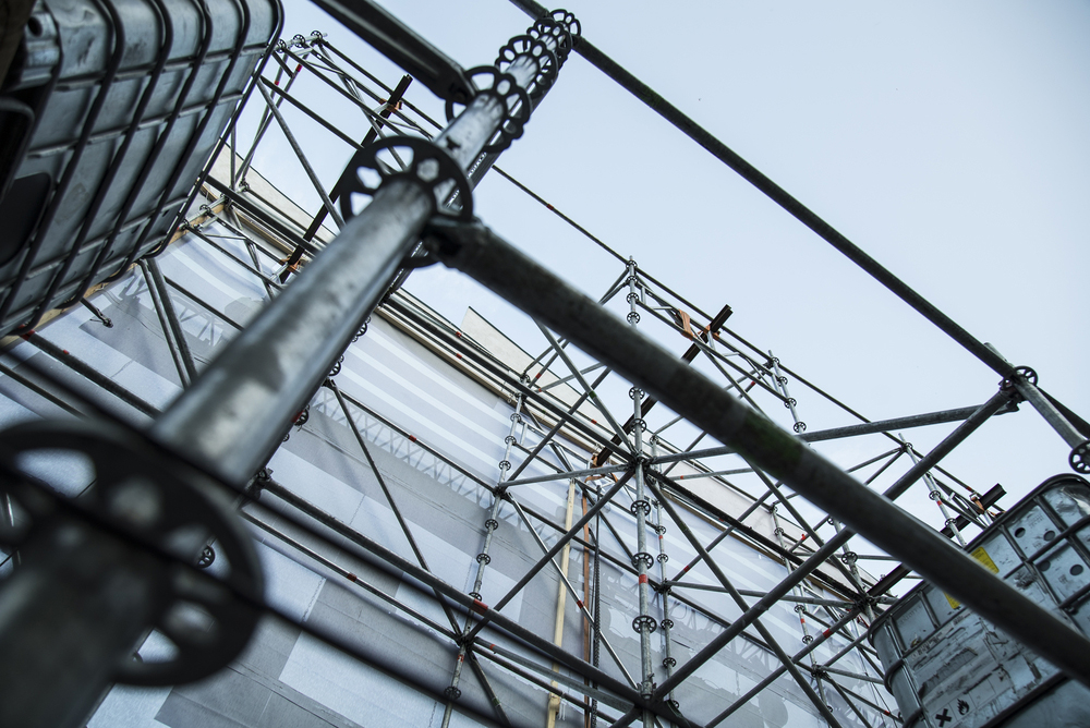 Scaffholding Page