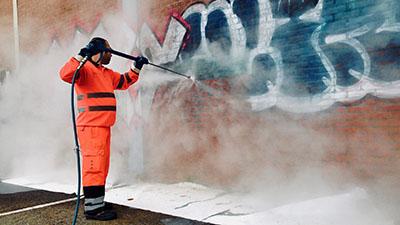 graffitiverwijderen